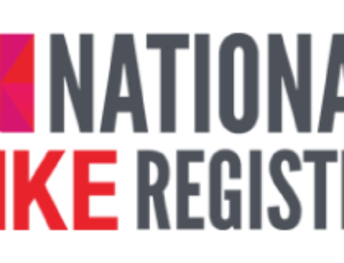 Introducing the National Bike Register
